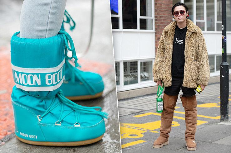 5 видов обуви, которые указывают на отсутствие вкуса