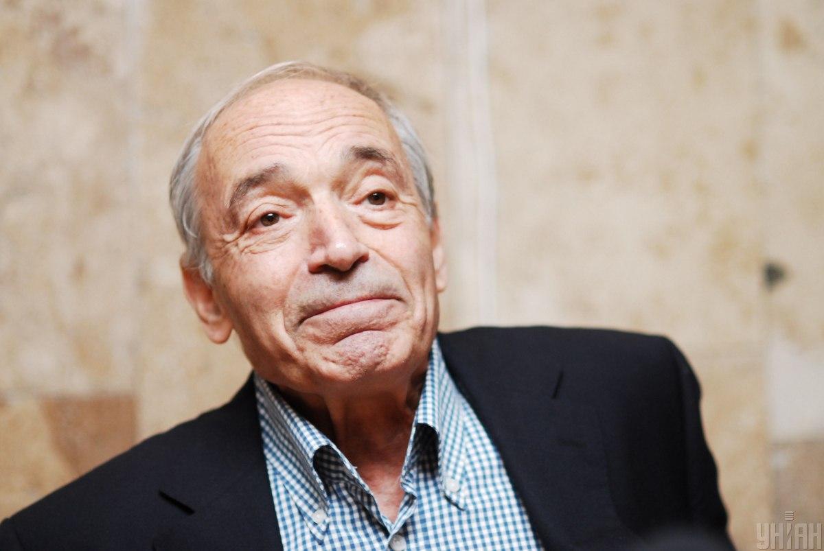 Валентин Гафт госпитализирован с инсультом