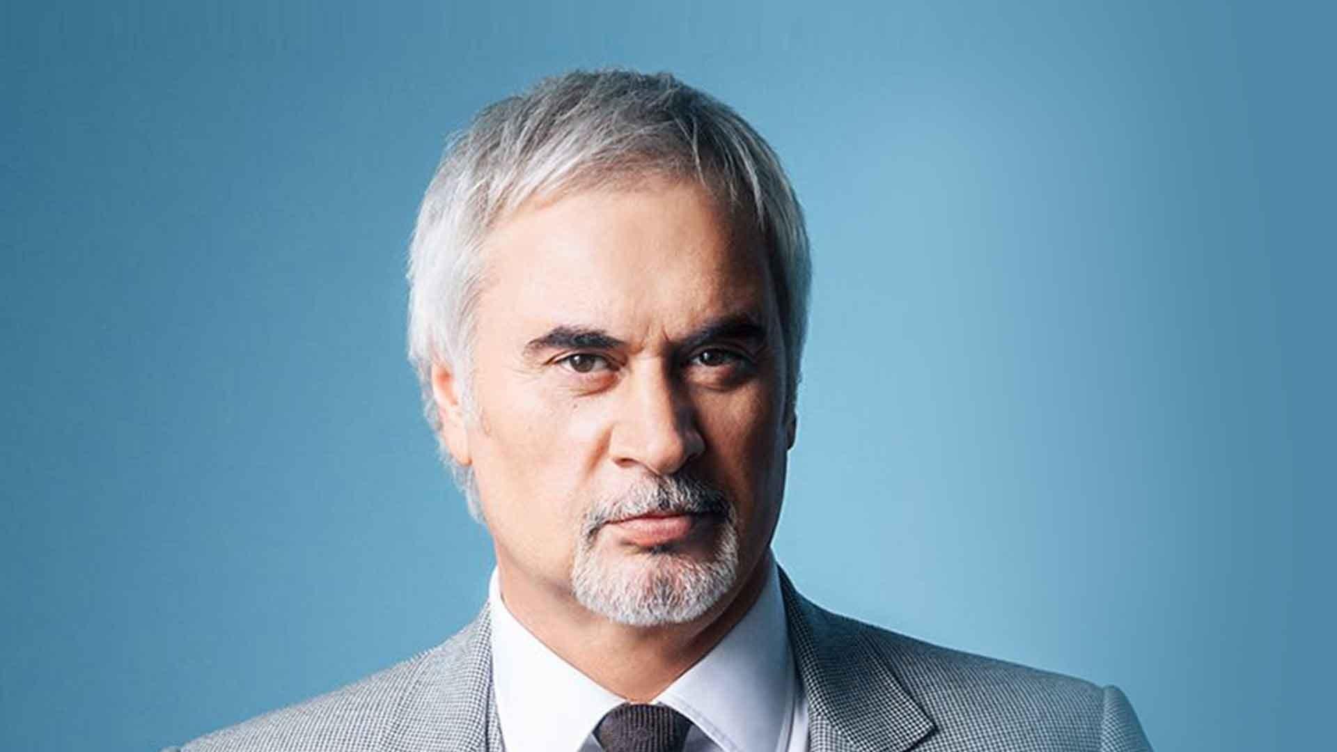 Валерий Меладзе впервые показал взрослого сына