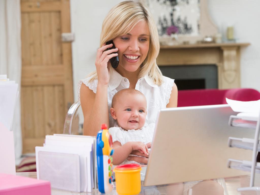 Почему молодые мамочки – незаменимые сотрудницы