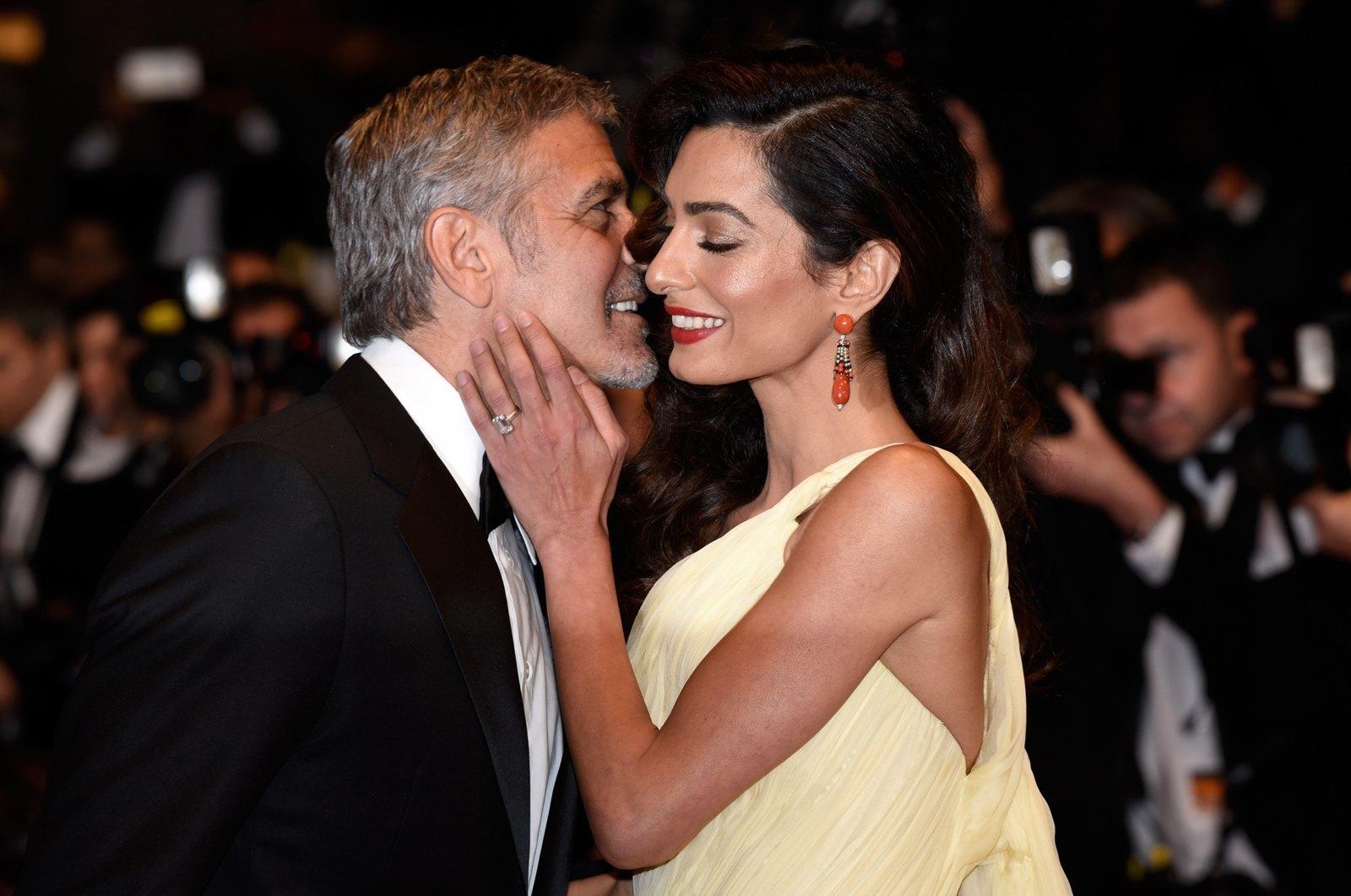 Амаль и Джордж Клуни отметили пятую годовщину свадьбы