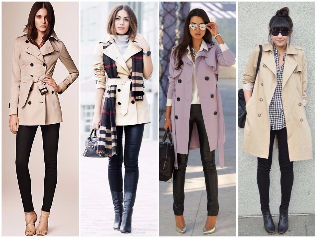 Модные женские плащи весна-лето 2020