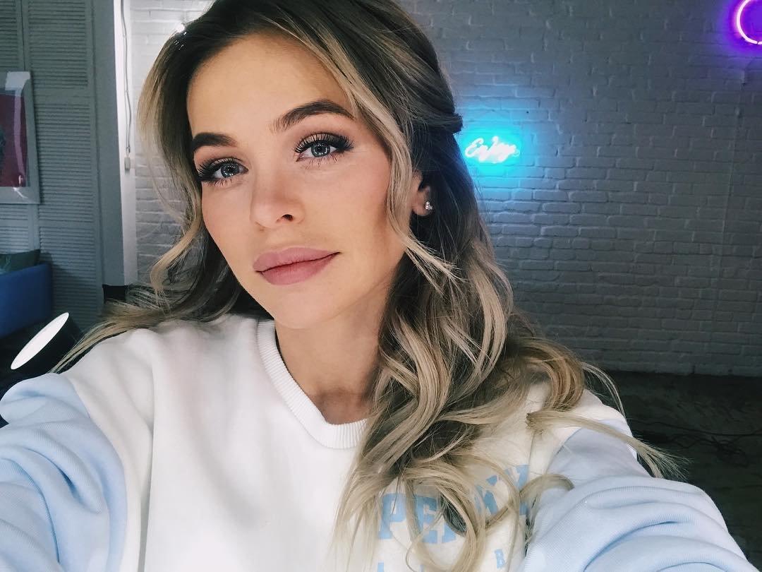 Подписчики заподозрили у Анны Хилькевич анорексию