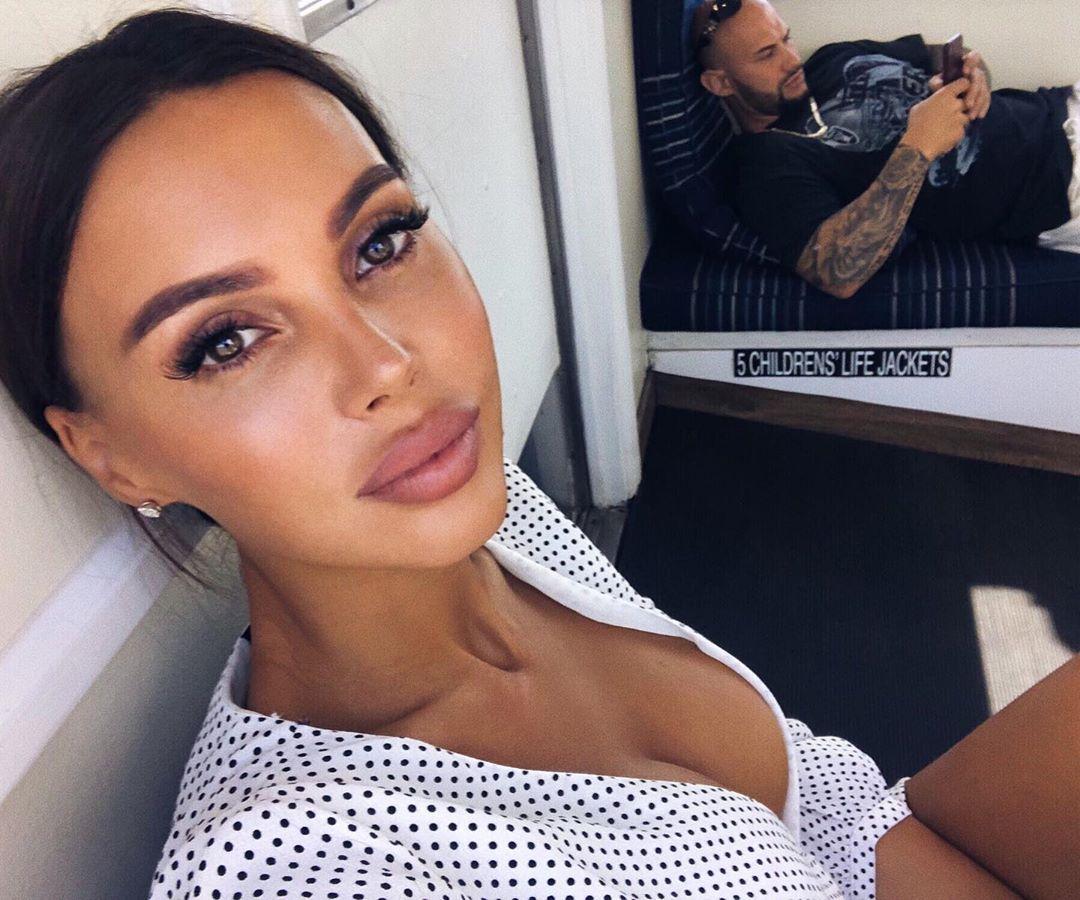 Оксана Самойлова рассказала о первых месяцах беременности