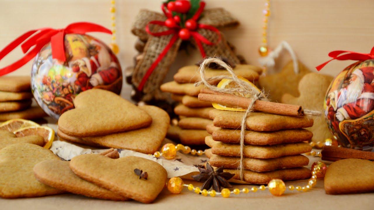 Простые рецепты приготовления печенья с корицей