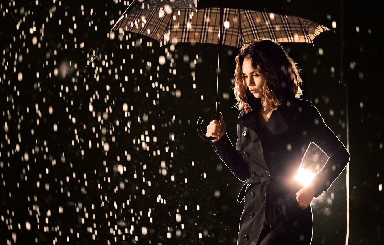 Топ-5 причесок для дождливой погоды