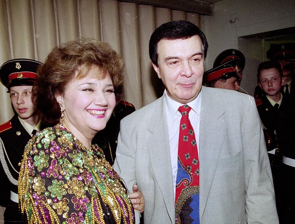 Вдову Муслима Магомаева экстренно госпитализировали