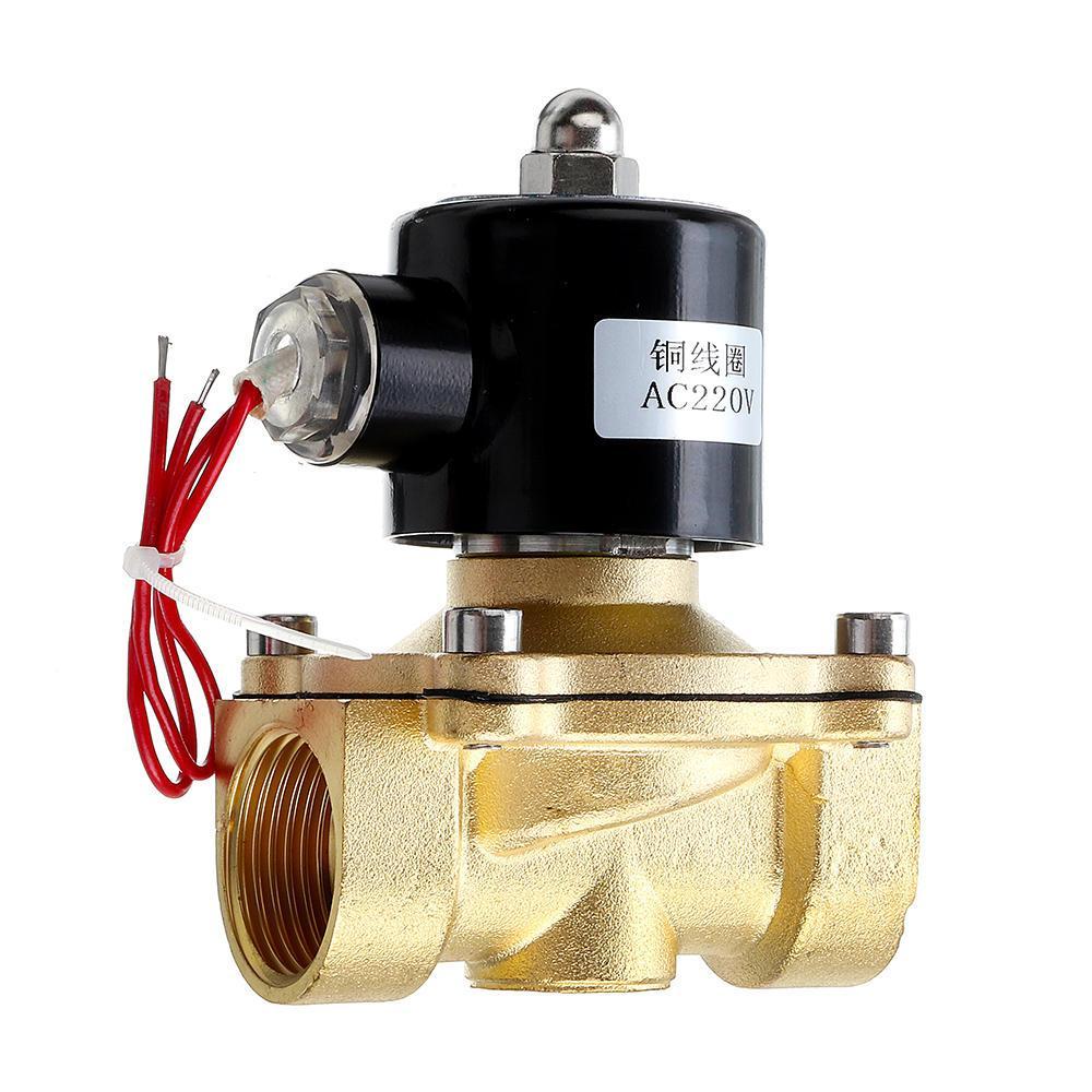 Что такое электромагнитный клапан?