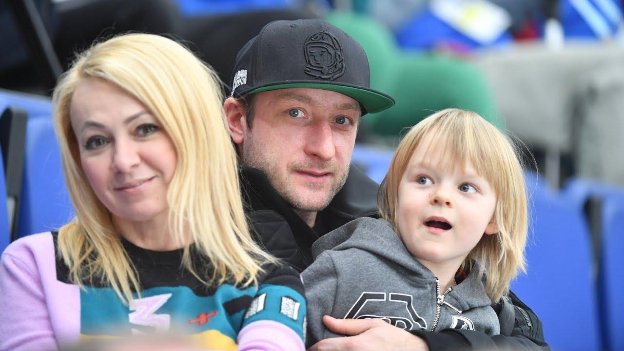 Сын Яны Рудковской и Евгения Плющенко тренируется даже в отпуске