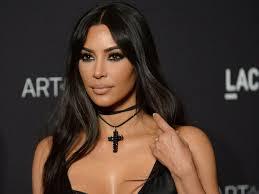 Ким Кардашьян получила новое имя при крещении