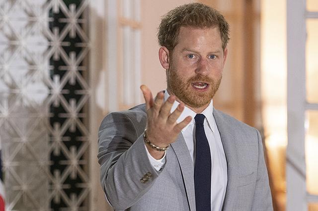 Принц Гарри подал в суд новый иск против британских таблоидов