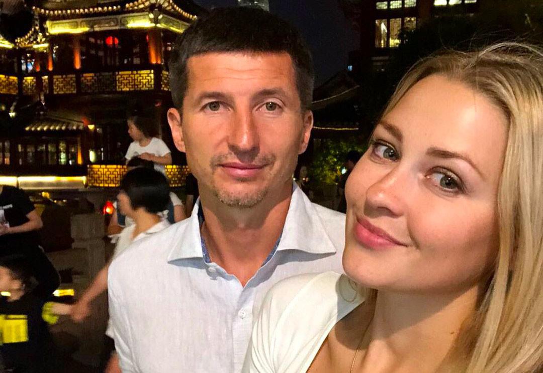 Евгений Алдонин опубликовал первое фото новорожденной дочери