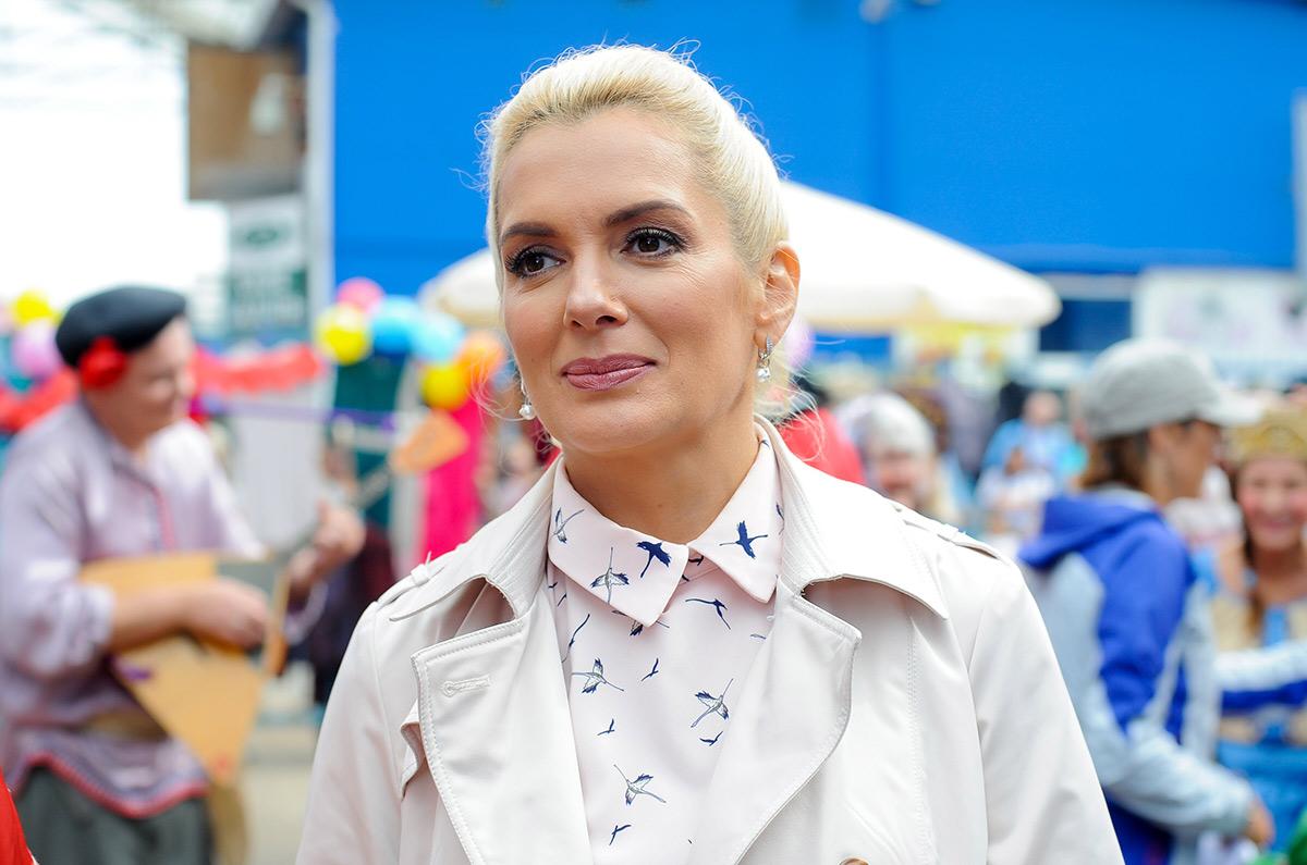 Мария Порошина: «Куценко наотрез отказывается понимать некоторые поступки дочери»