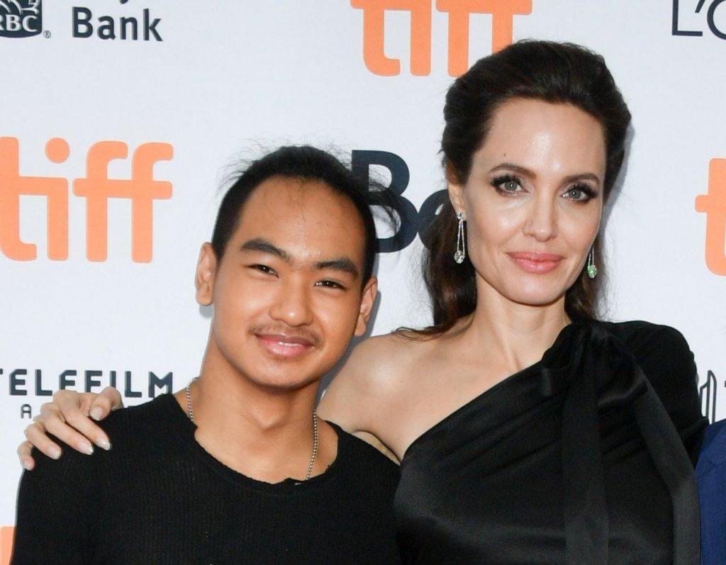 Сын Анджелины Джоли Мэддокс впервые прокомментировал свой конфликт с отцом