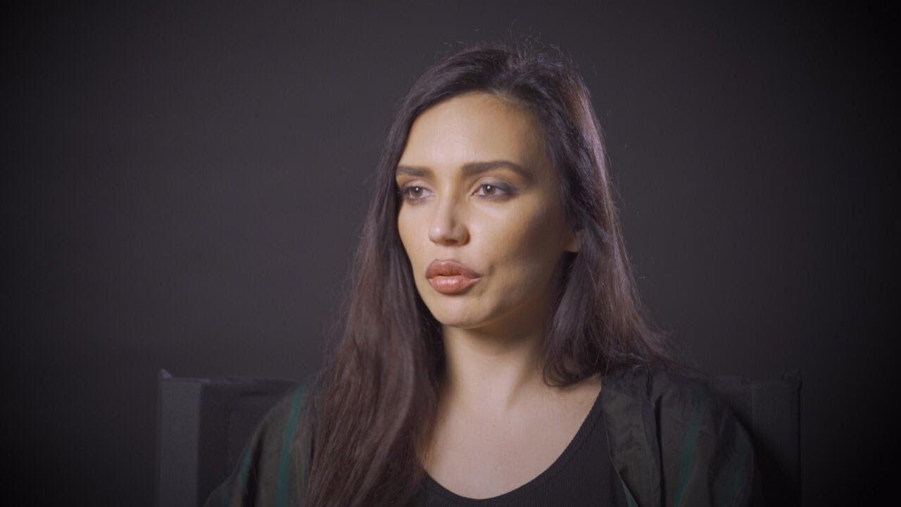 Ольга Серябкина показала полуобнаженное фото