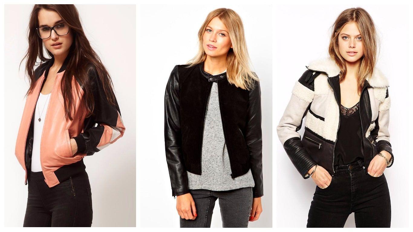 Модные женские куртки весна-лето 2020, фото