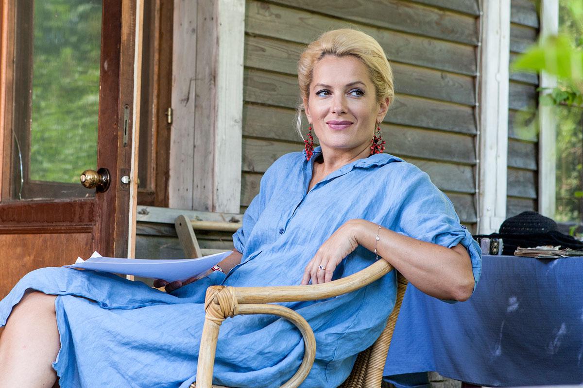 Мария Порошина показала взрослую дочь