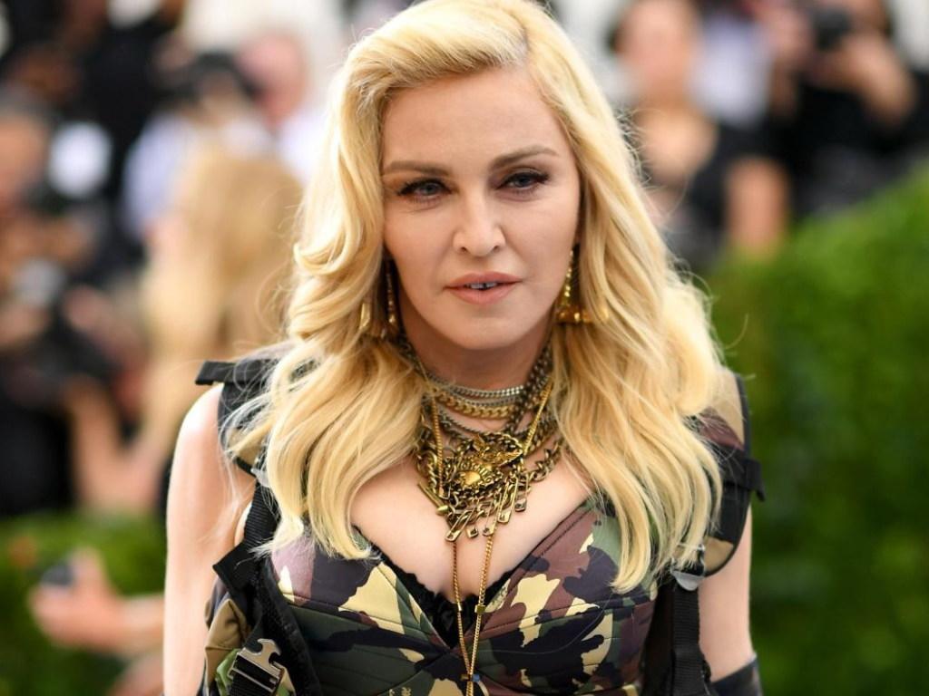Мадонна рассказала, зачем пьет собственную мочу