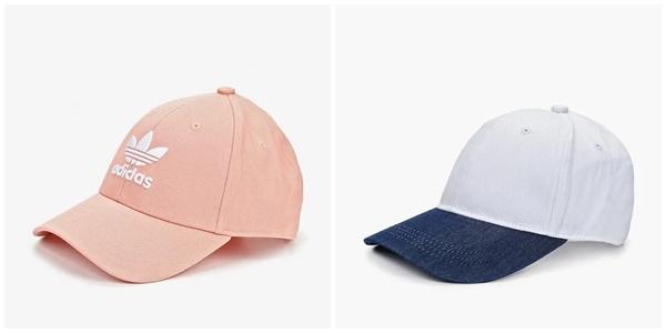 Модные женские бейсболки и кепки весна-лето 2019, фото