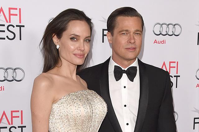 Инсайдер объяснил, почему Анджелина Джоли не хочет прощать Брэда Питта