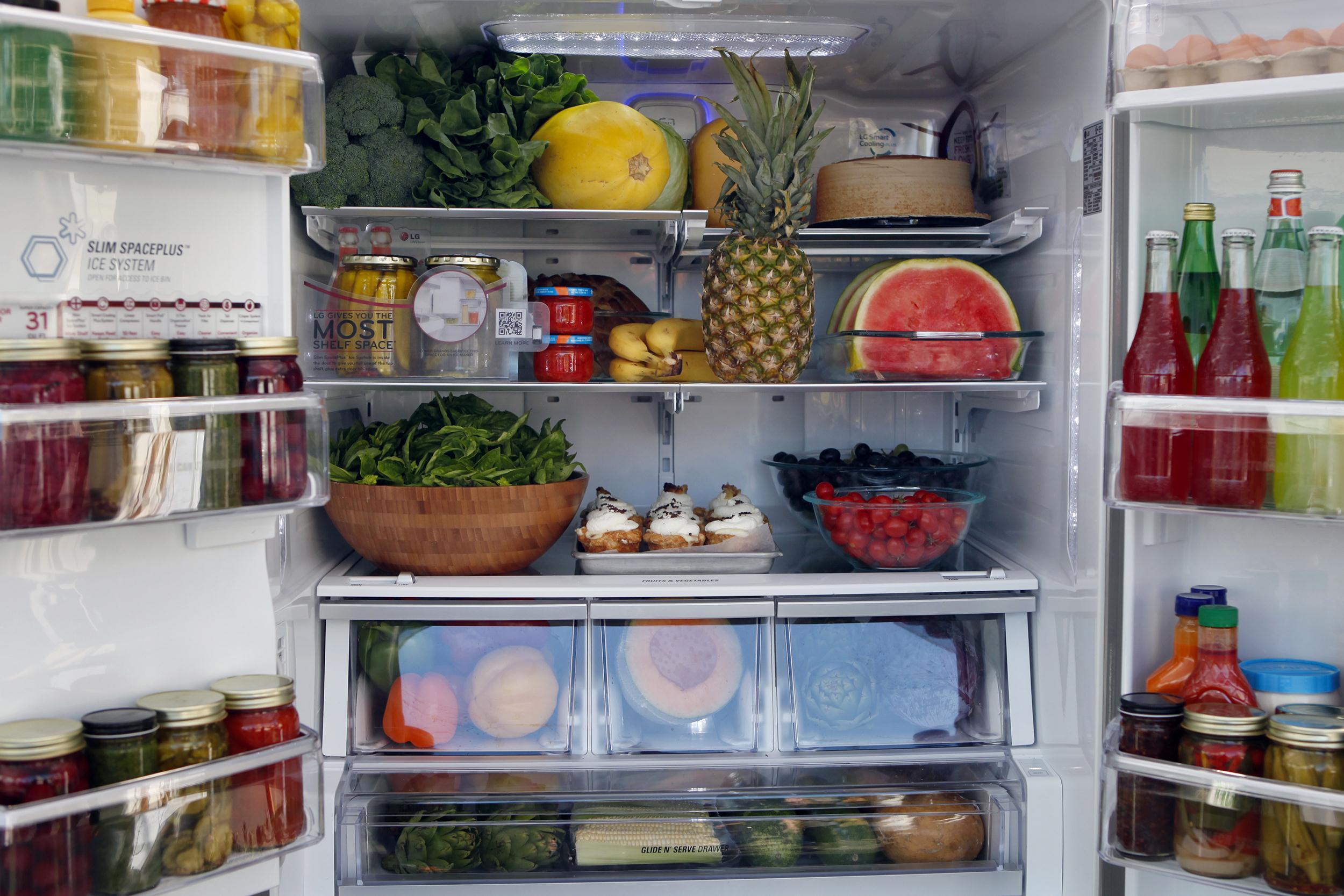Ревизия холодильника: 7 продуктов, которые не переносят низких температур