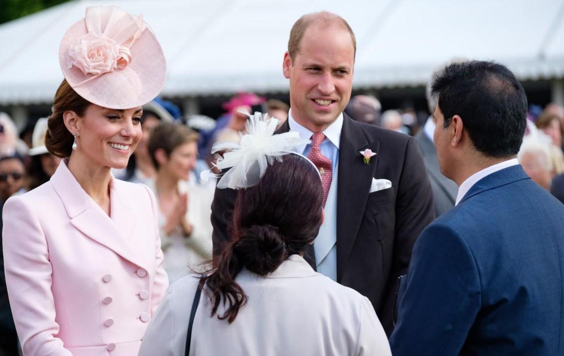 Кейт Миддлтон и принц Уильям посетили благотворительное шоу Royal Variety Performance в Лондоне