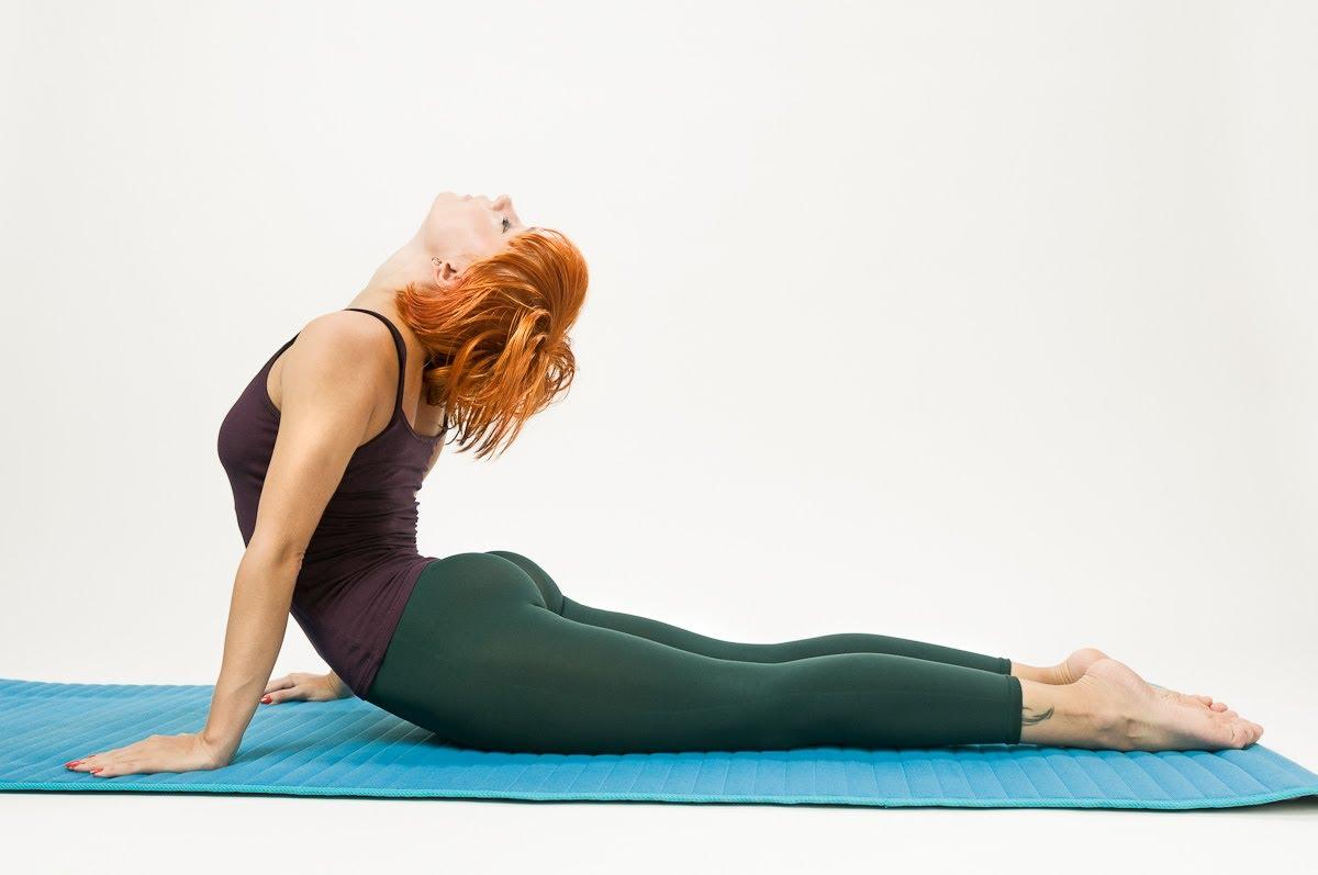 Простые упражнения для тех, у кого сидячая работа