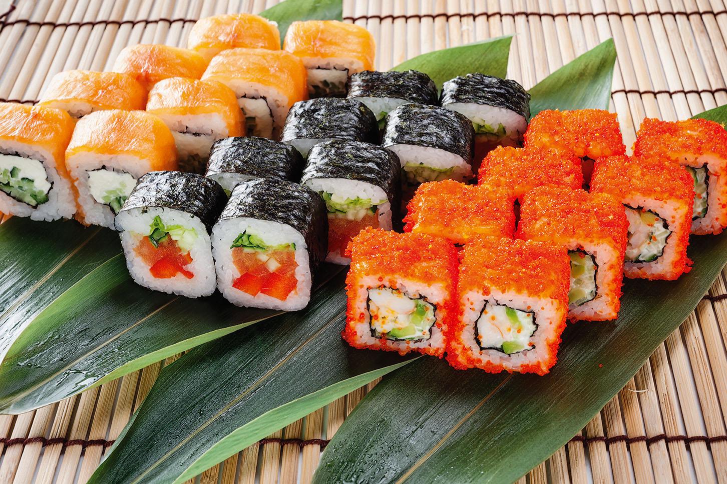 Готовим суши в домашних условиях: пошаговое руководство