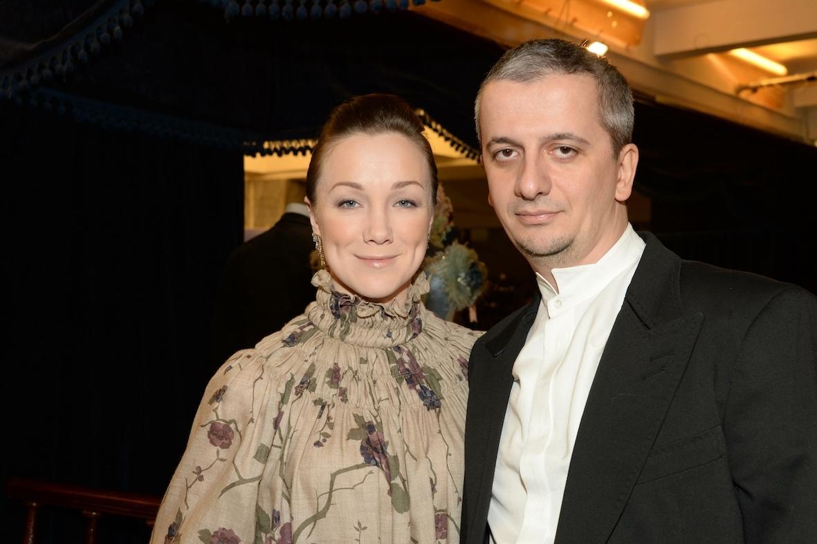 Константин Богомолов пригласил экс-жену на свадьбу с Ксенией Собчак