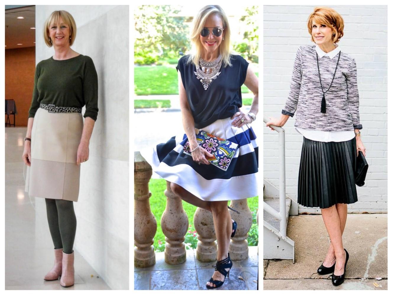 Модные образы для женщин за 50 в коллекциях сезона осень-зима 2019-2020