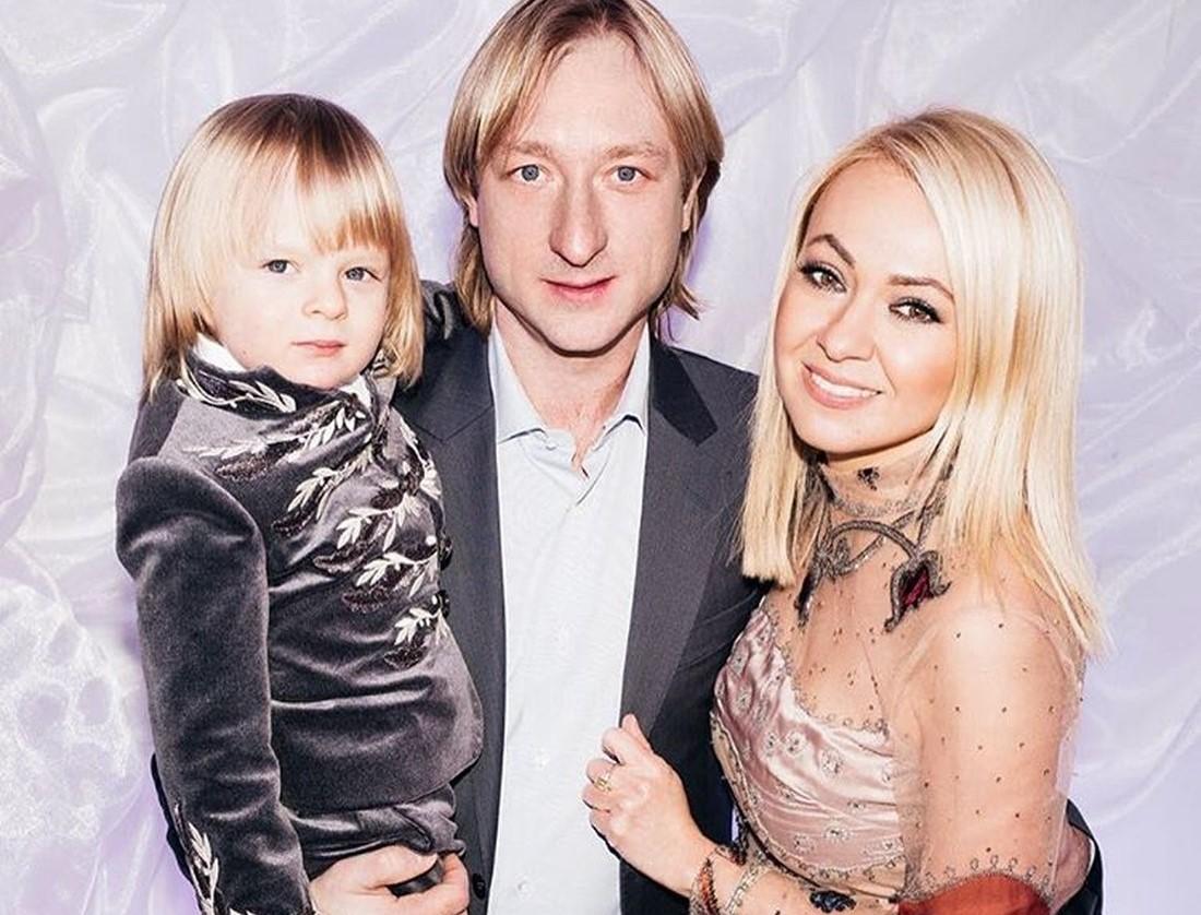 Как прошел день рождения сына Яны Рудковской и Евгения Плющенко