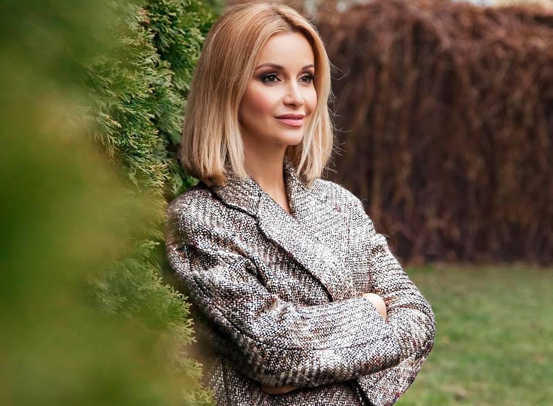Ольга Орлова полностью обнажилась на Сейшелах