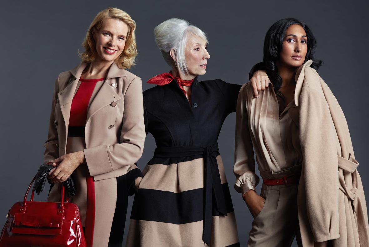 Мода для женщин после 50 лет на сезон весна-лето 2020