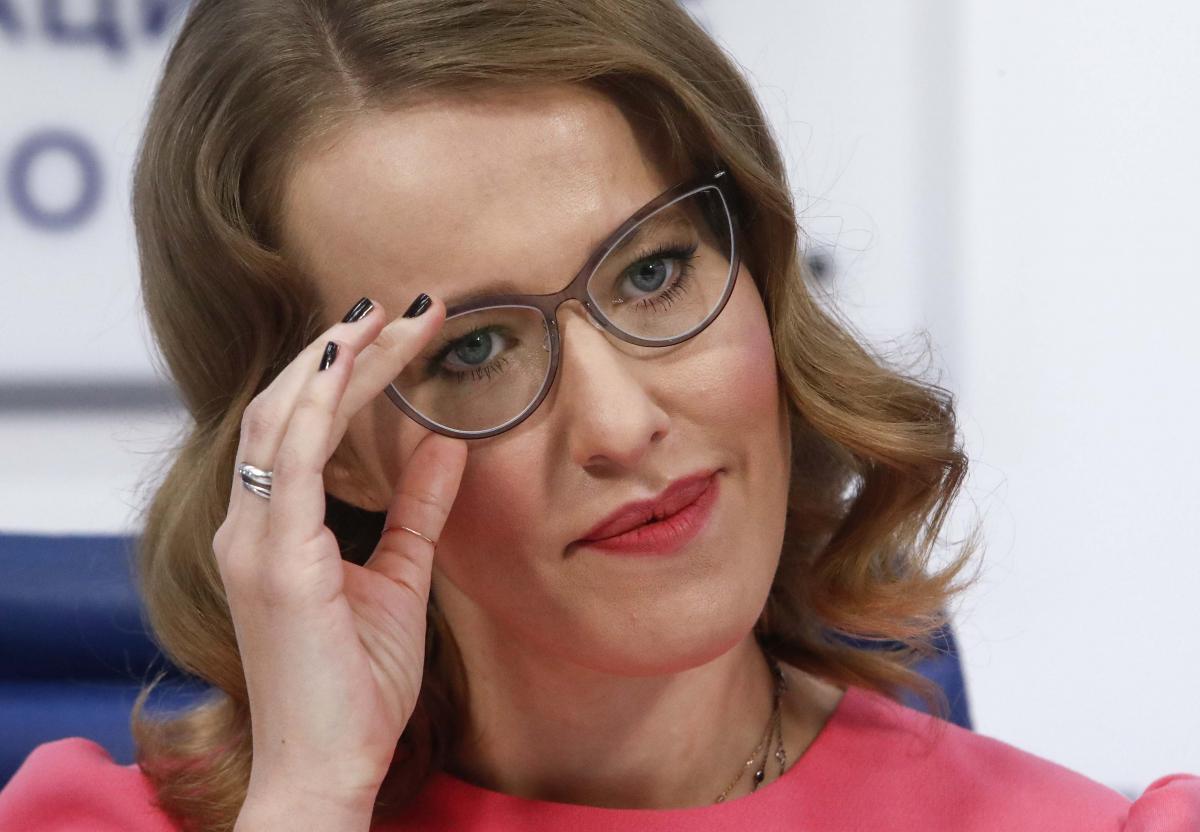 Ксения Собчак впервые прокомментировала слухи о своей беременности