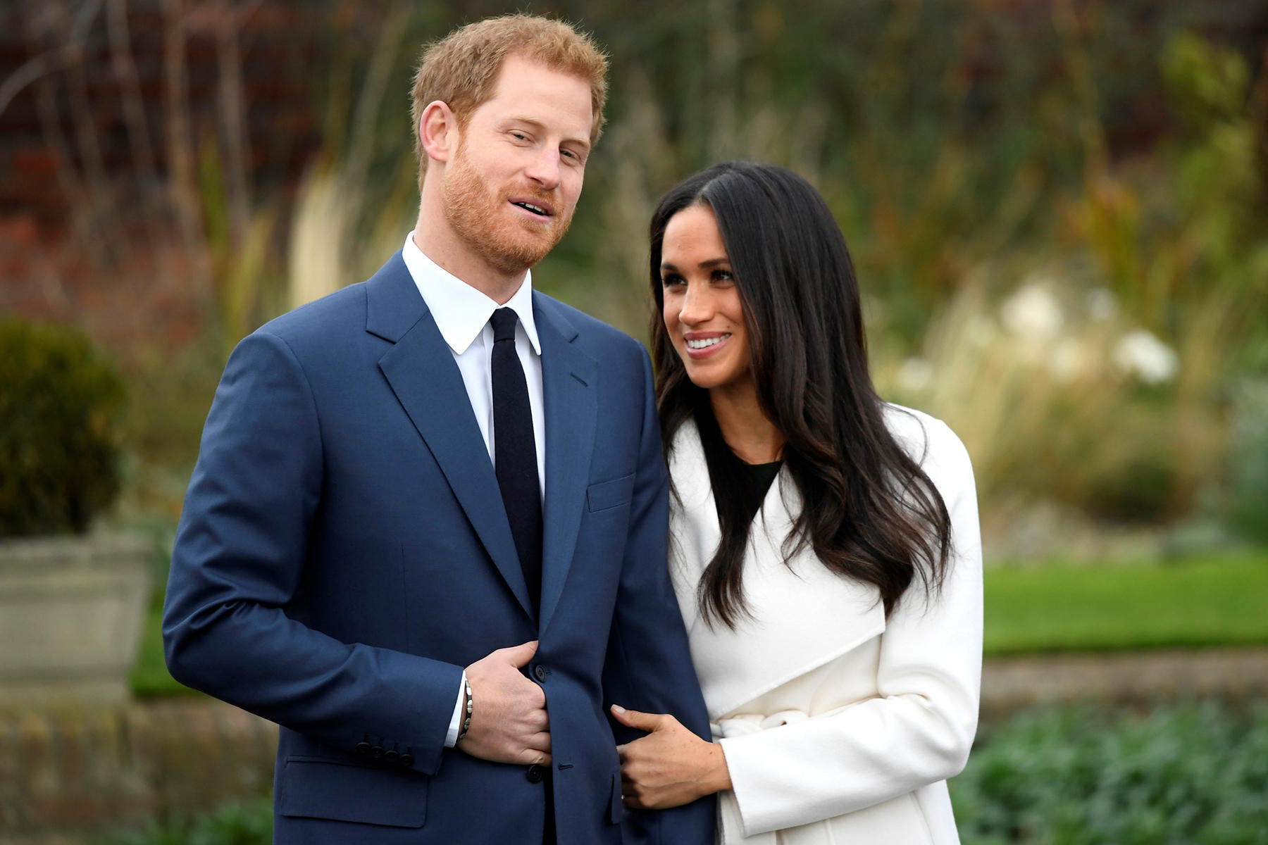Принц Гарри и Меган Маркл показали новую фотографию сына Арчи
