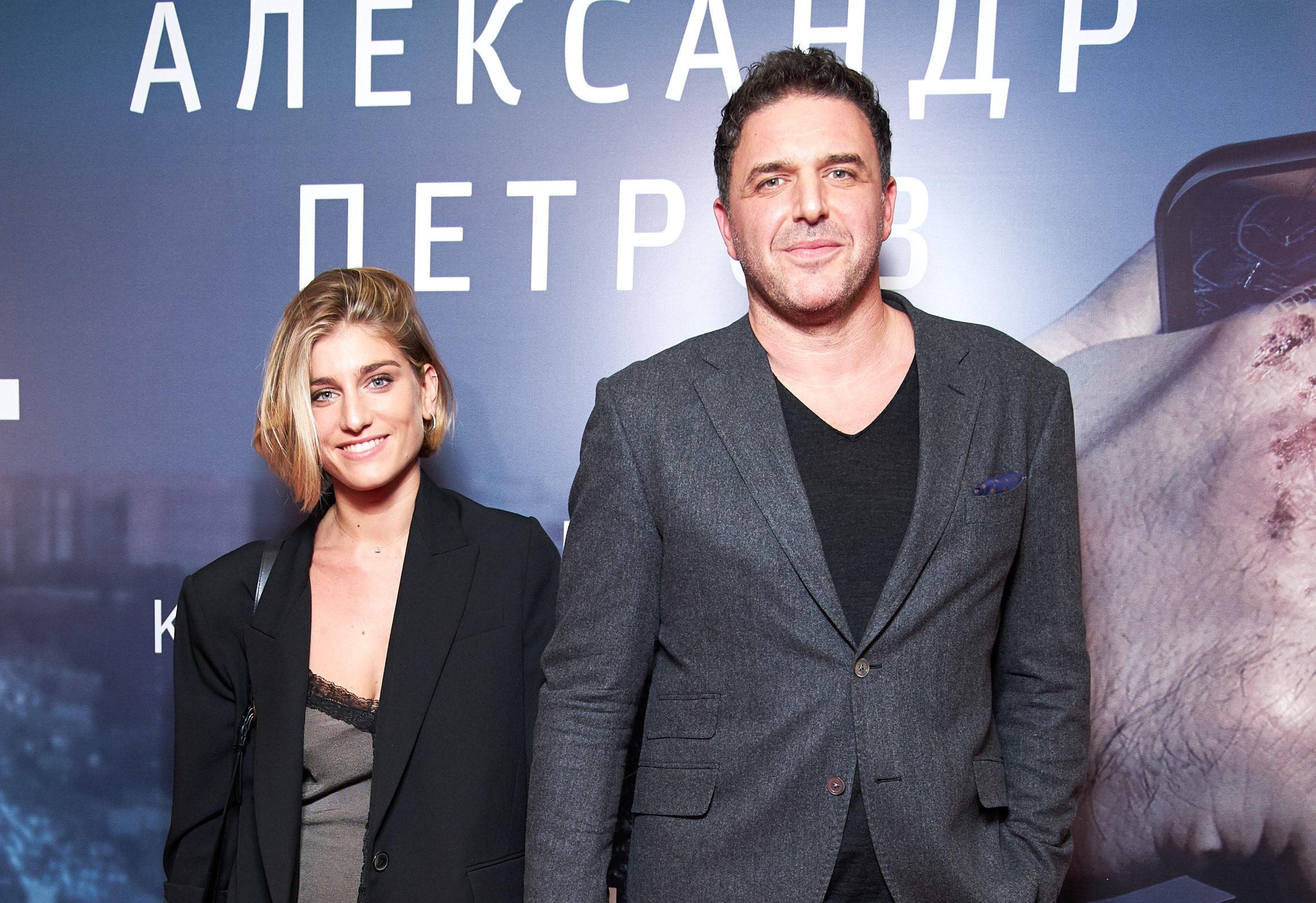 Максим Виторган и Нино Нинидзе устроили публичную ссору