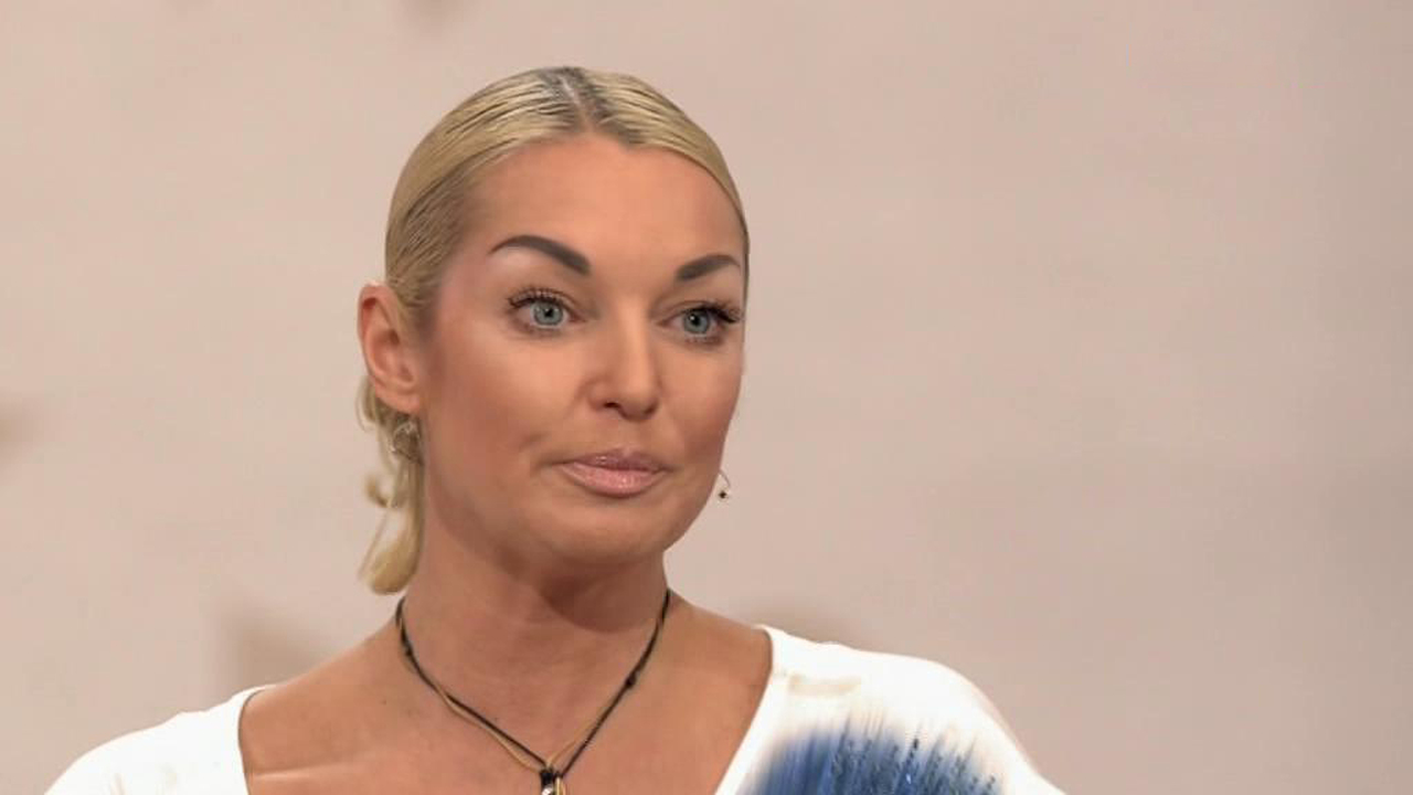 Анастасия Волочкова воссоединилась с бывшим бойфрендом