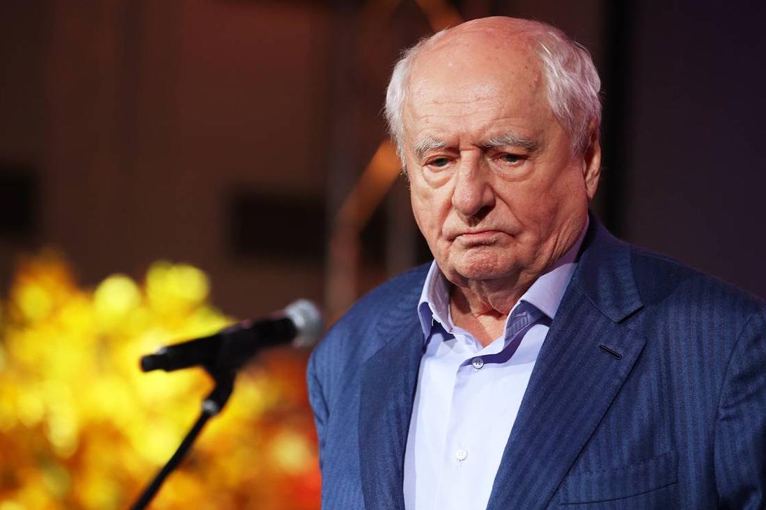 Умер Марк Захаров