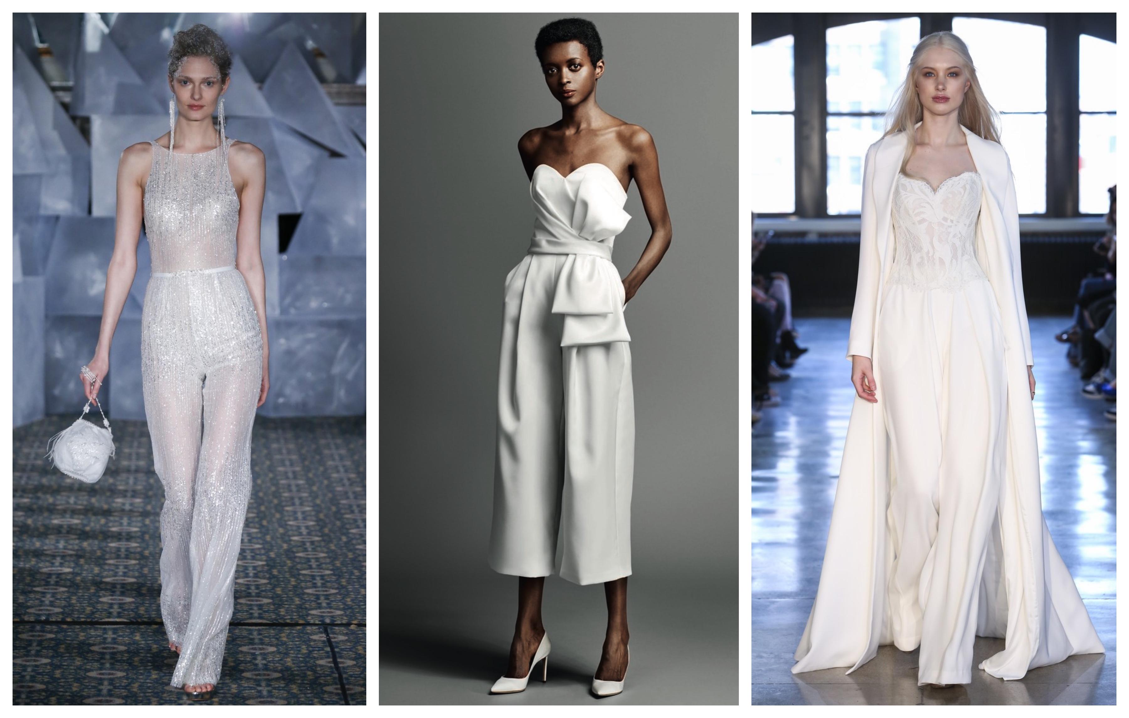 Модные женские комбинезоны весна-лето 2020, фото
