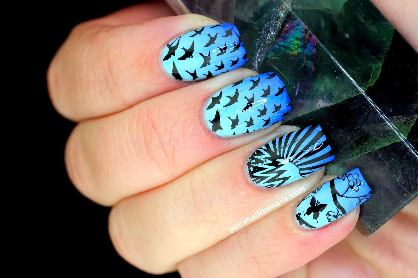 Модный маникюр и дизайн ногтей в стиле тумблер, фото идей