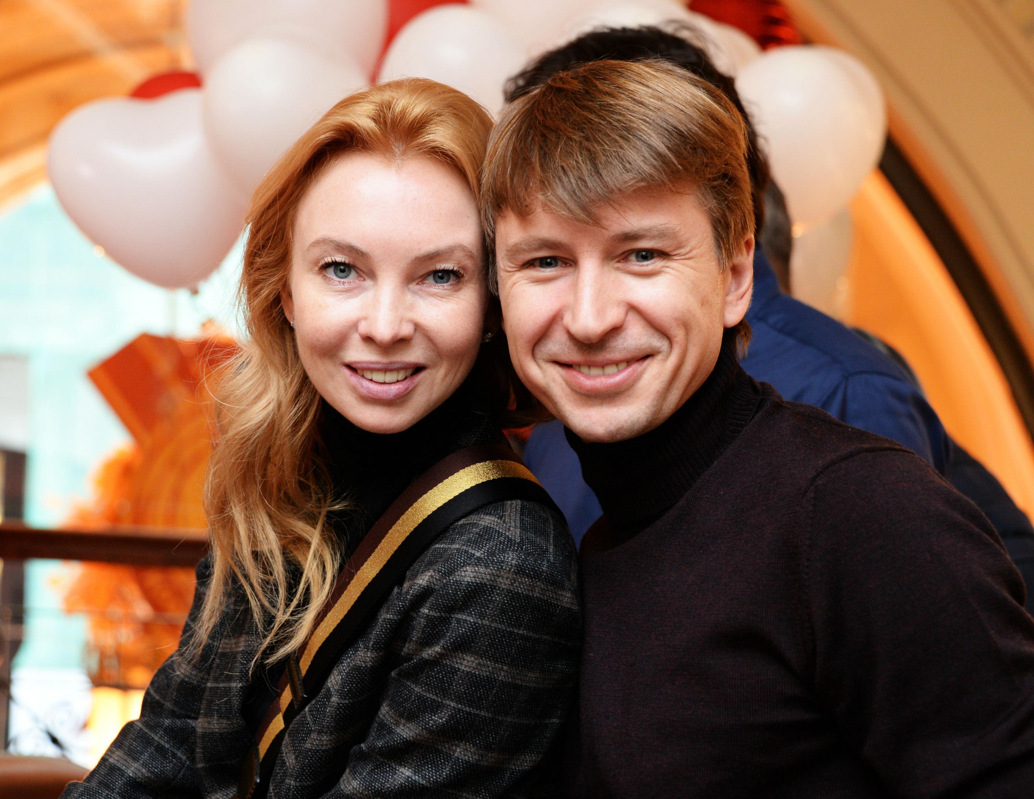 Алексей Ягудин рассказал о проблемах с женой