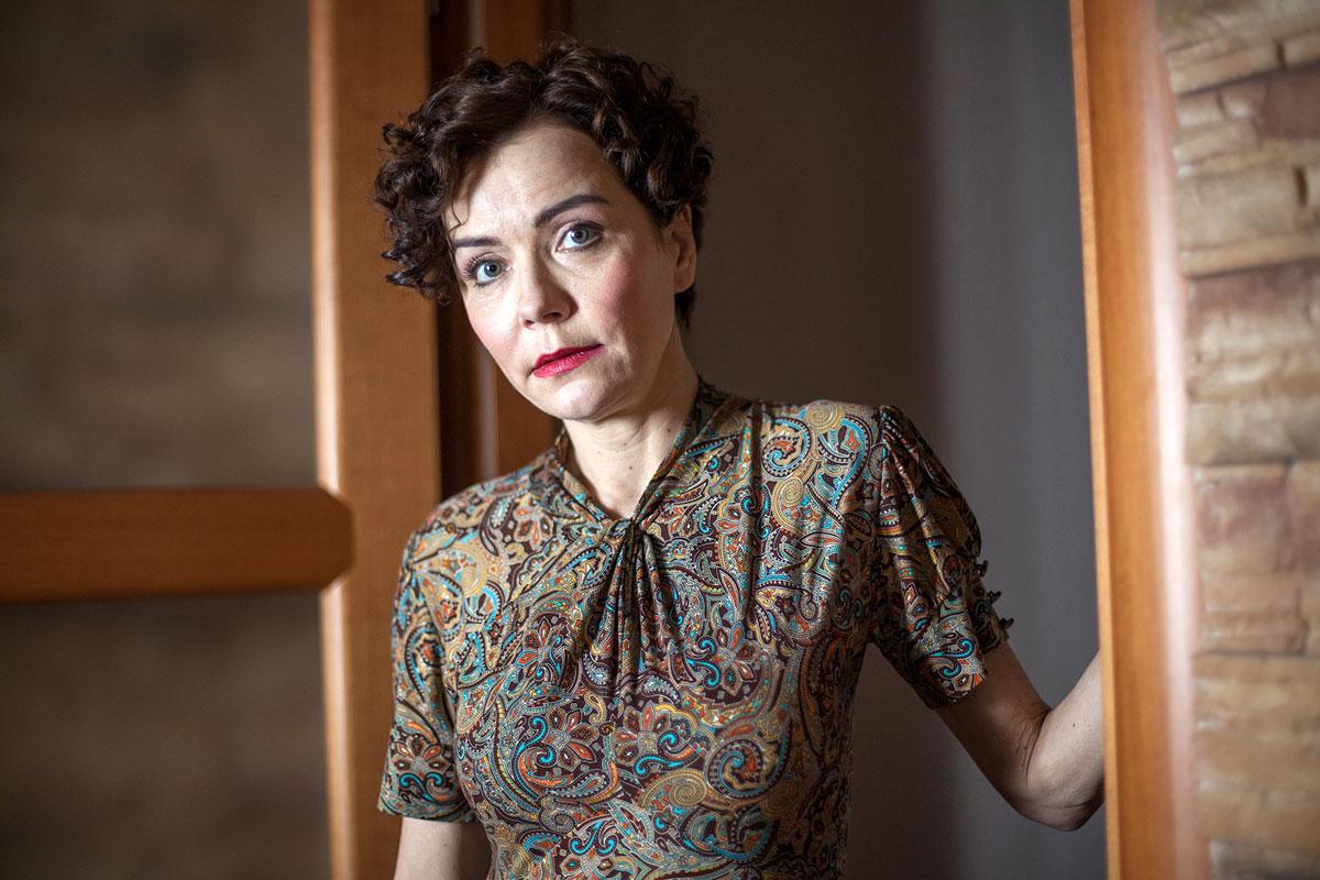 Екатерина Семенова вышла из депрессии