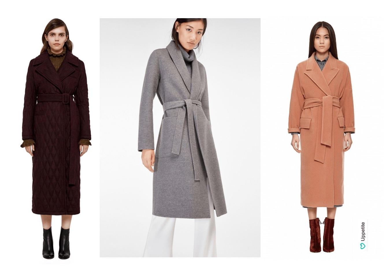 Модные женские пальто весна 2020, фото образов из новых коллекций