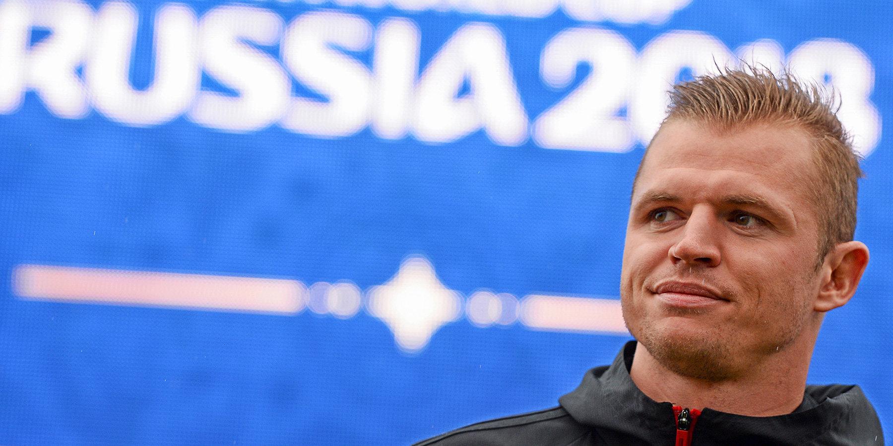 Дмитрий Тарасов погасил многомиллионный долг по алиментам