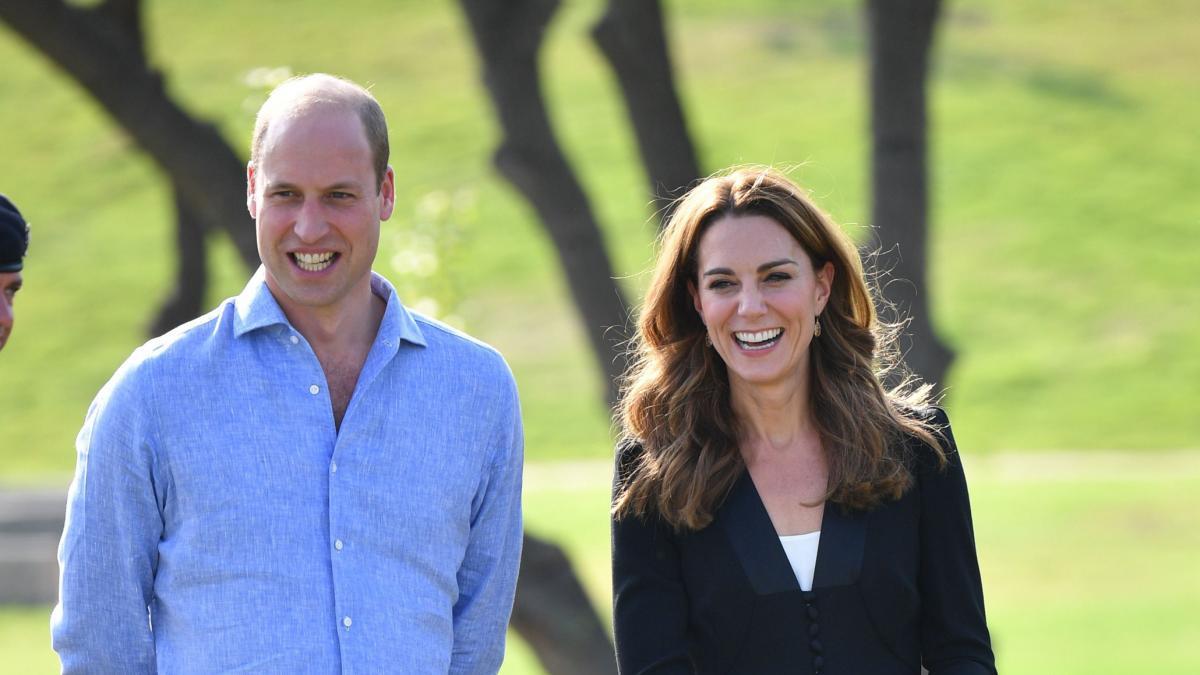 Кейт Миддлтон и принц Уильям устроили частную рождественскую вечеринку в Лондоне