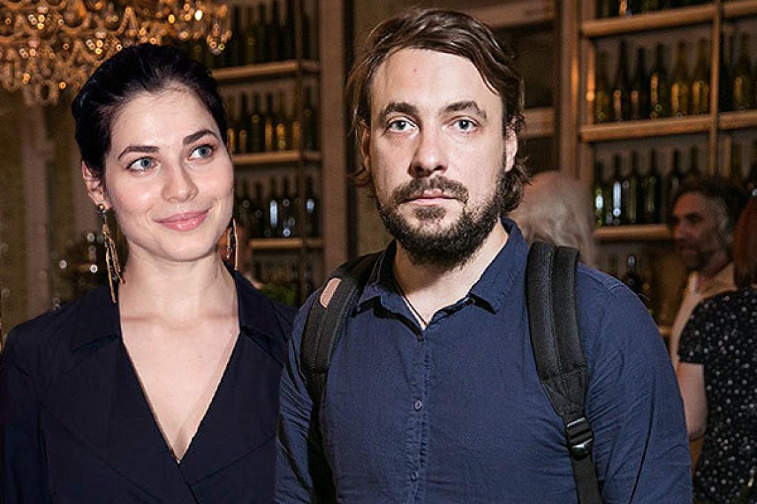 Юлия Снигирь и Евгений Цыганов отдыхают в Венеции