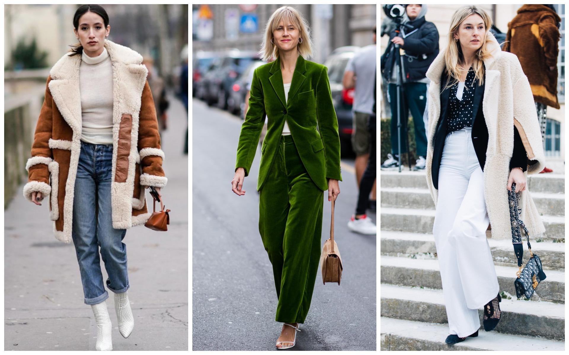 Зимний гардероб: как не выглядеть серо и невзрачно