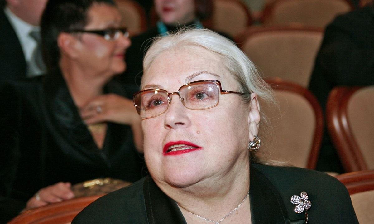 Лидия Федосеева-Шукшина снова оказалась в больнице