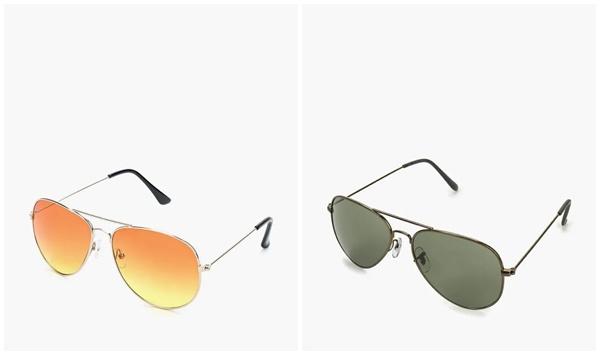 Модные авиаторские очки весна-лето 2019