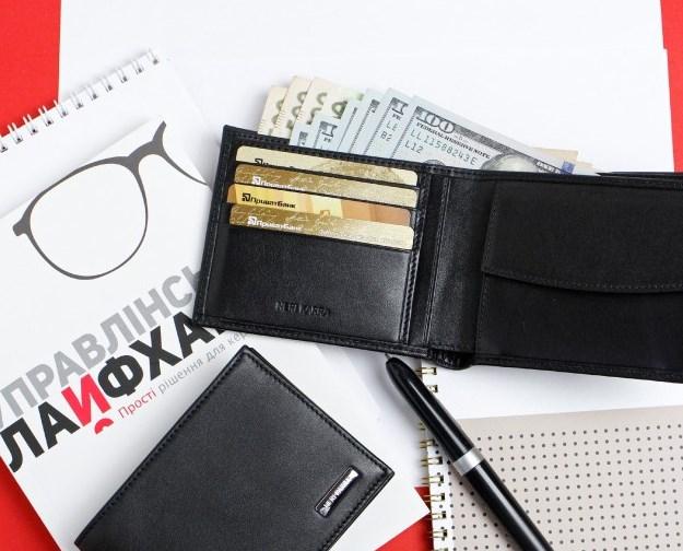 Как выбрать кожаное брендовое портмоне и кошельки из натуральной кожи в Киеве?